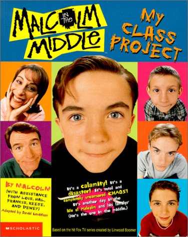 Malcolm in the Middle Scrapbook: Malcolm's Family Album