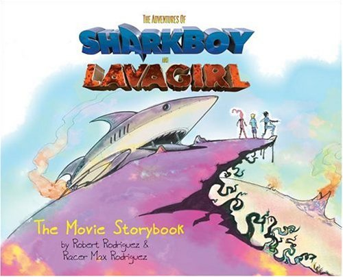 The Adventures of Shark Boy & Lava Girl: The Movie Storybook