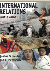 International Relations   Book by Joshua S. Goldstein