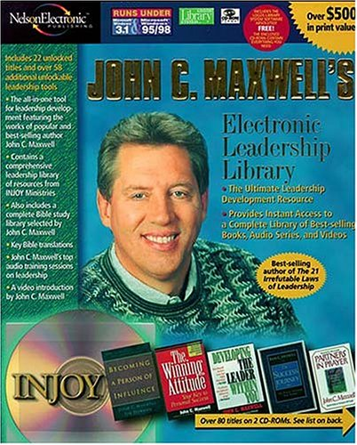 John C. Maxwell's Electronic Leadership Library