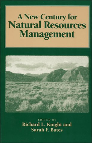 A New Century for Natural Resources Management