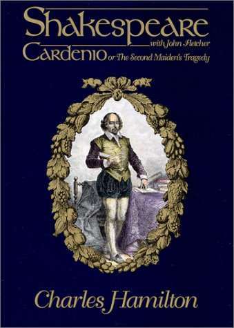 Cardenio; Or, the Second Maiden's Tragedy