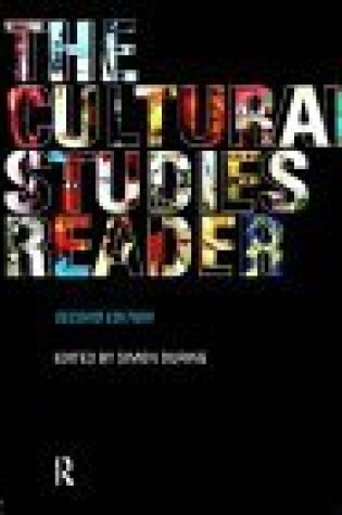 The Cultural Studies Reader PDF Book by Simon During PDF ePub