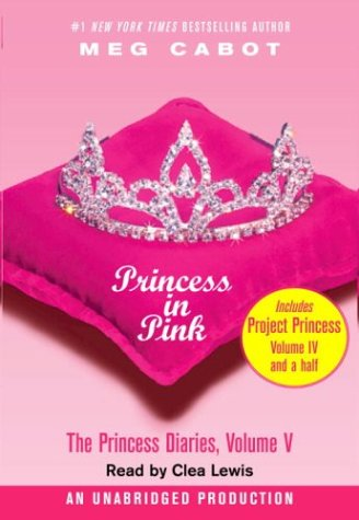 Princess in Pink / Project Princess (The Princess Diaries, #4.5-5)