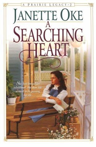 A Searching Heart (A Prairie Legacy, #2)