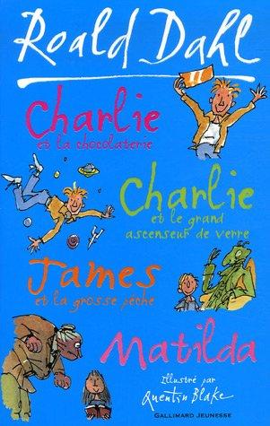 Roald Dahl Compilation