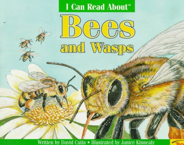 I Can Read about Bees and Wasps