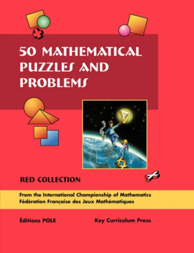 50 Mathematical Puzzles & Problems Red Collection