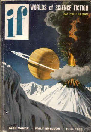 IF Worlds of Science Fiction, 1953 July (Vol. 2, No. 3)