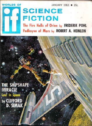 IF Worlds of Science Fiction, January 1963 (Volume 12.6)