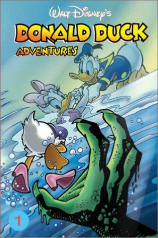 Donald Duck Adventures #1