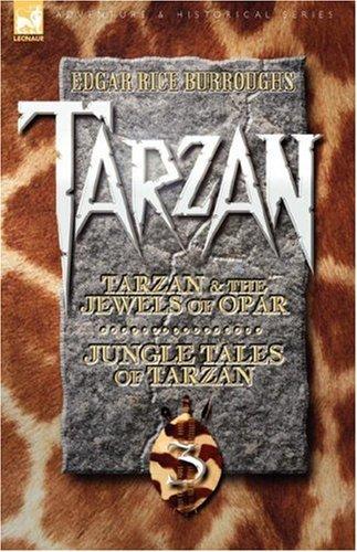 Tarzan, Vol 3 (Tarzan, #5-6)