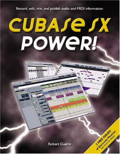 Cubase SX Power!