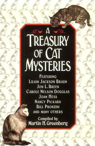 A Treasury of Cat Mysteries