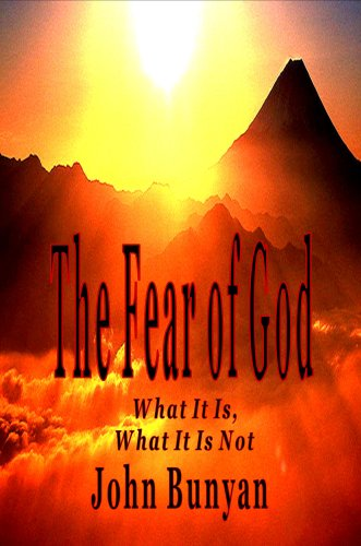 The Fear Of God   What It Is And What It Is Not