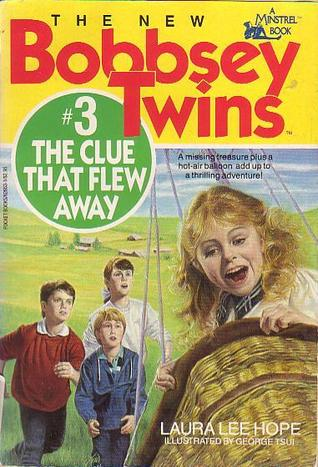 The Clue That Flew Away (The New Bobbsey Twins #3)