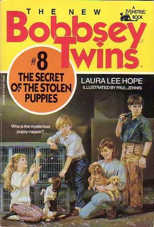 The Secret of the Stolen Puppies (The New Bobbsey Twins #8)