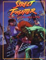 Street Fighter: The Storytelling Game