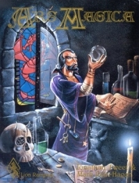 Ars Magica, Revised Edition (Ars Magica RPG Core Rules, #2)