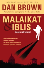 Angels & Demons - Malaikat dan Iblis (Robert Langdon, #1)