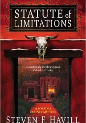 Statute of Limitations (Posadas County Mystery, #4) Book by Steven F. Havill