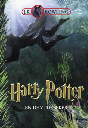 Harry Potter en de Vuurbeker (Harry Potter, #4)