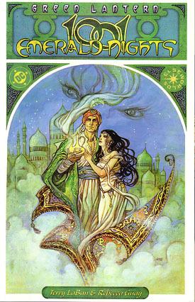 Green Lantern: 1001 Emerald Nights