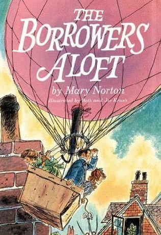 The Borrowers Aloft (The Borrowers #4)