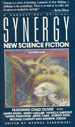 Synergy: New Science Fiction, Volume 4