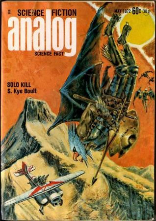 Analog Science Fiction and Fact, May 1972