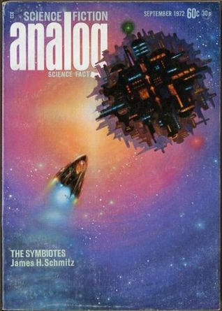 Analog Science Fiction and Fact, September 1972