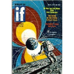 IF Worlds of Science Fiction, 1970 March (Volume 20, No. 3)