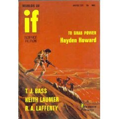 IF Worlds of Science Fiction, 1971 January-February (Volume 20, No. 9)