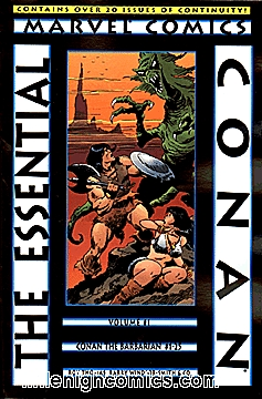 Essential Conan the Barbarian, Vol. 1