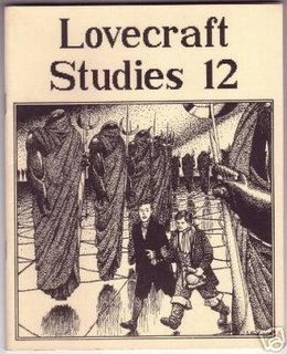 Lovecraft Studies Twelve
