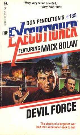 Devil Force (Mack Bolan The Executioner, #135)