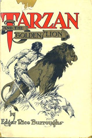 Tarzan and the Golden Lion (Tarzan, #9)