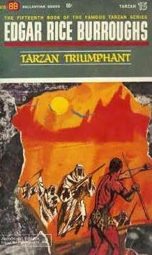 Tarzan Triumphant (Tarzan, #15)