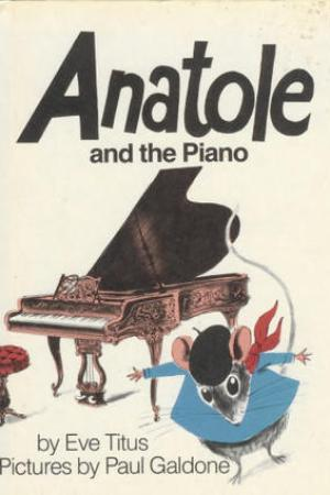 Anatole and the Piano (Anatole, #7)
