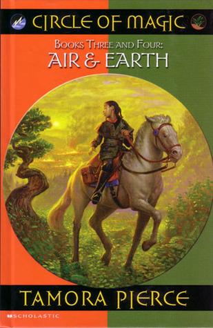 Air & Earth (Circle of Magic, #3-4)