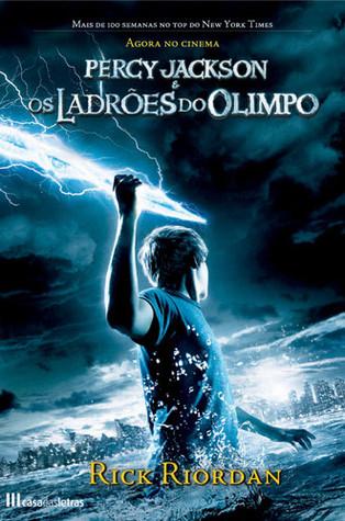 Percy Jackson e os Ladrões do Olimpo (Percy Jackson, #1)