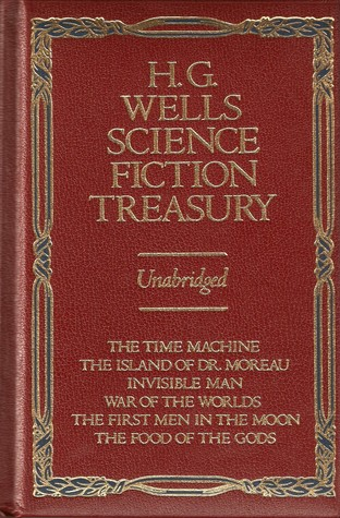 Science Fiction Treasury: Six Complete Novels