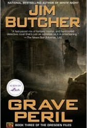 Grave Peril (The Dresden Files, #3) Book