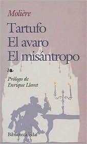 Tartufo / El avaro / El misántropo