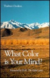 What Color Is Your Mind?