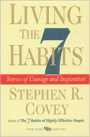 Living the 7 habits: The Courage to Stay