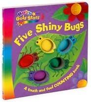 Five Shiny Bugs