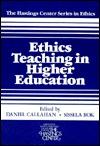 Ethics Teaching In Higher Education