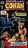 The Complete Marvel Conan the Barbarian, Vol. 2
