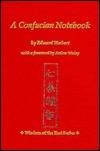Confucian Notebook
